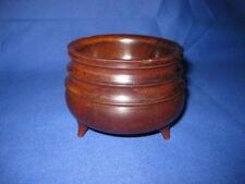 Wooden/Woodenware Antique Treen Mahogany