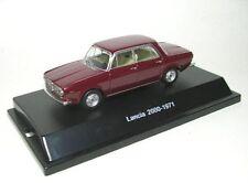 LANCIA 2000 berlina (Red) 1971
