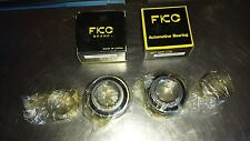 REAR WHEEL BEARING KITS .. NISSAN 1200 120Y .. COROLLA CORONA  . NEW OLD STOCK