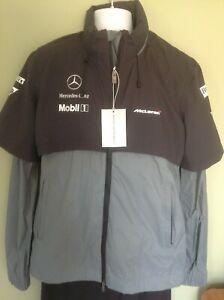 NWT F1 Mclaren/Mercedes/ Hugo Boss jacket large