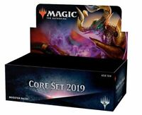 Magic the Gathering: Core 2019 Booster Box (36 Packs) Factory Sealed