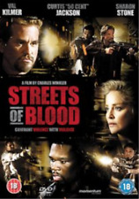Val Kilmer, 50 Cent-Streets of Blood  DVD NEW