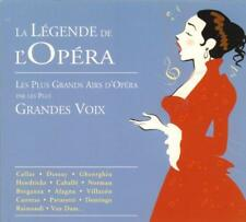Various Classical(2CD Album)La Legende De L'Opera-