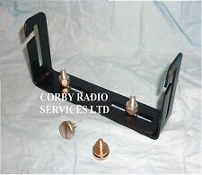 TAXI RADIO CRADLE FOR ICOM & TAIT 8000 TWO WAY RADIO  &  2 THUMB SCREWS
