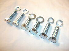 NEW GEARBOX CROSS MEMBER TO FLOOR CHASSIS MOUNT BOLTS SUITS LC LJ HOLDEN TORANA