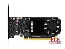 Leadtek Quadro P400 256-CUDA Core 2GB GDDR5 Low-Profile 3x Mini DisplayPort [..