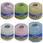 DMC PETRA Crochet & Knitting Cotton no.3 100gram Ball - Choose Colour