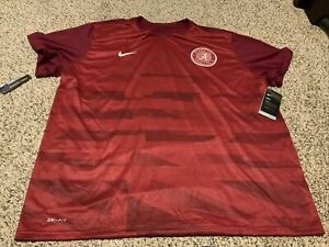 Nike Alabama Crimson Tide 2020 Shirt Anti-Odor Men's Size: Medium NWT