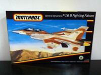 Matchbox Model Kit 1/72 40141 General Dynamics F-16 B FIGHTING FALCON MIB, 1992