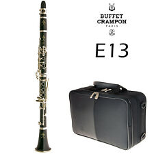 Buffet Crampon E13 BB Clarinet in Gigbag (bc1102-2-0gb)