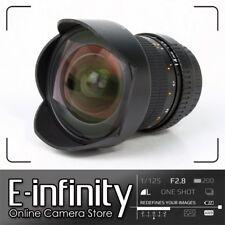 NUOVO Samyang 14mm f/2.8 F2.8 ED AS IF UMC OBIETTIVO per Canon