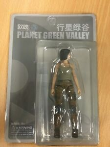 Planet Green Valley Basic Figure Girl Amy olive single 1/18 Action Figure MISB