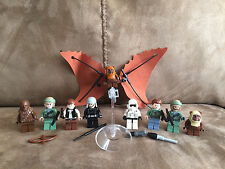 Lego Star Wars The Battle of Endor 9 of 12 Minfigure Paploo Wicket Leia Han 8038