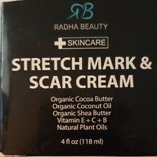 Radha Beauty Stretch Mark & Scar Cream, New