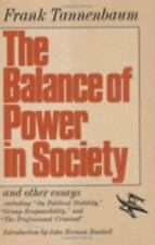 The balance of power in society-ExLibrary