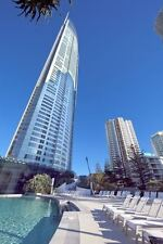 GOLD COAST ACCOMMODATION NEW Q1 Resort 2 Bed + Study Seeps 6  $1425  7 nights