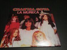 "CD NEUF ""CHANTAL GOYA CHANTE EN ESPAGNOL - LA MUNECA"" 10 titres"