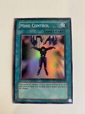 YuGiOh - Mind Control - WC5-EN003 - Super Rare - Unlimited - Holo Card