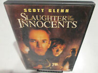 Slaughter of the Innocents DVD 1993 Scott Glenn Fast Free Shipping!