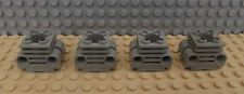 4 Lego Technic Light Grey Vehicle Engine Piston Cylinder 2850 Ideal Spares T035