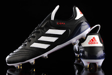 Adidas Men COPA 17.1 FG Cleats Black Soccer Football Shoes BA8515