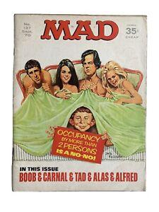 MAD Magazine number 137
