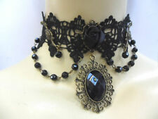 Unbranded Choker Beaded Costume Necklaces & Pendants