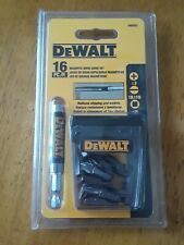 DeWalt 16 Piece Magnetic Drive Guide Set