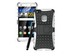 Fundas y carcasas lisos Para Huawei P8 lite color principal blanco para teléfonos móviles y PDAs