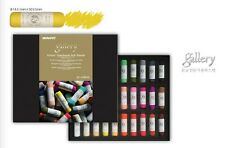 Mungyo Professional Gallery Handmade Soft Pastel 30 Colors Artist Drawing MPHM30