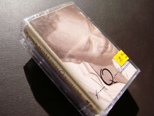Quincy Jones - From Q with Love - double album AUDIO CASSETTES New, Sealed, Rare