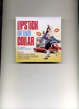 LIPSTICK ON YOUR COLLAR - CONNIE FRANCIS CHUCK BERRY BRENDA LEE - 2 CDS - NEW!!