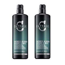 Tigi Catwalk Oatmeal & Honey Shampoo 2x750ml