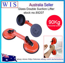 Double Suction Cup for Handling Large Glass &Tile, Floor Tile Lifter 115mm-89207