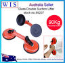 2/PK Double Suction Cup for Handling Large Glass &Tile,Floor Tile Lifter 115mm