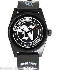 BRAND NEW IN BOX Neff DAILY WILD Adjustable Wrist Watch WARLORD LIMITED RELEASE