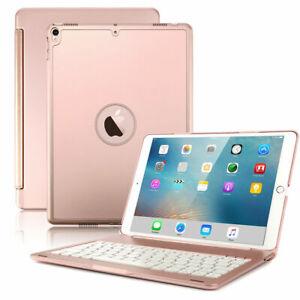 "For iPad 8th 7th 6rh 5th Gen Air 3 2 Pro 10.5 9.7"" Bluetooth keyboard Case Cover"