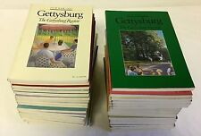 GETTYSBURG REVIEW Literary Magazine Collection ~ Lot of 41 Issues