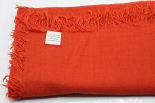 Chan Luu NEW Tangerine Tango Cashmere and Silk Scarf #CHCASH61 $195
