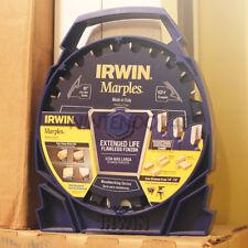 "IRWIN 1780284 MARPLES 8"" STACK DADO SAW BLADE Woodworking Series Flawless Finish"