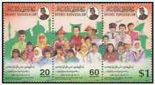 Timbres Brunei 485/6 ** année 1994 lot 22315