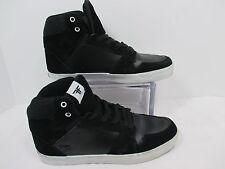 Fallen REVERB Men's Black Skate Shoes Sz. 8 EUC!!!!