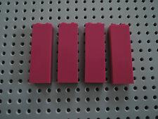 245401 Lego Stein Brick Stütze 1 x 2 x 5 Weiß 4 Stück