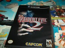 Resident Evil 2 Complete!! MINT DISC!! (Nintendo GameCube, 2003)