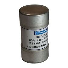 60 amp House Service main fuse 30x57mm *FREE POSTAGE*