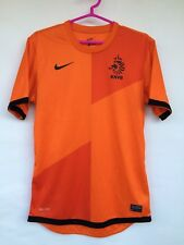 NETHERLANDS HOLLAND DUTCH 2012 2013 NIKE HOME FOOTBALL SOCCER SHIRT JERSEY