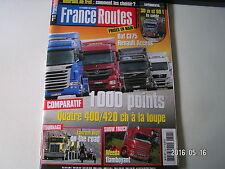 ** France Routes n°348 Dakar 2011 / Daf CF75.360 EEV / Evasion Tunisie