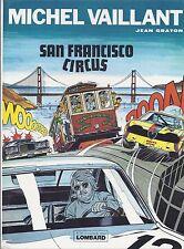 BD Michel Vaillant - San Francisco Circus - N°29 - EO -1976 -TBE- Graton