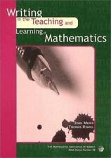 Writing in the Teaching and Learning of Mathematics (Mathematical Association of