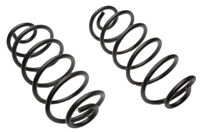 2 Coil Springs ACDelco Pro Rear Replace OEM # 88913677